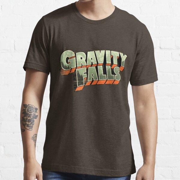 Caídas de gravedad Camiseta esencial