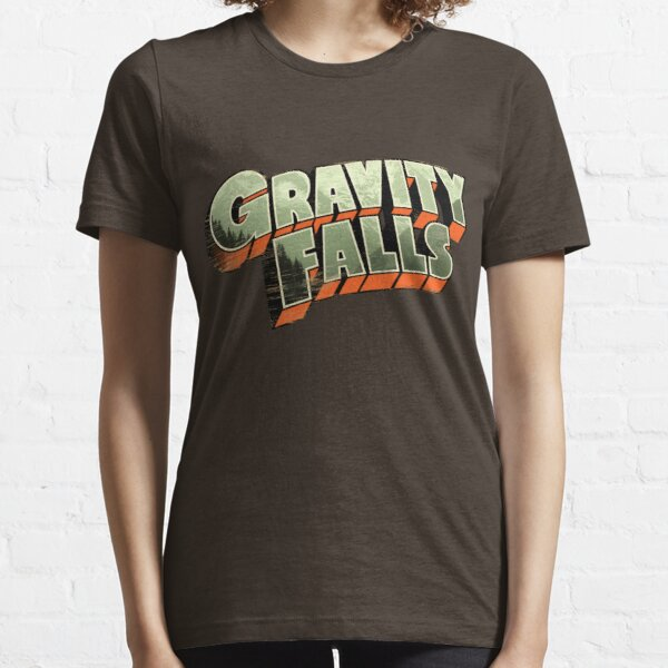 Gravity Falls Essential T-Shirt