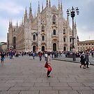 """Temples - """"Duomo di Milano (IT)"""" - VI by Denis Molodkin"""