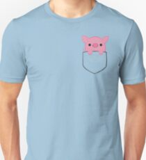 Pocket Pork Unisex T-Shirt