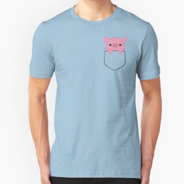 Pocket Pork Slim Fit T-Shirt