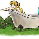 Bathtub by jorion