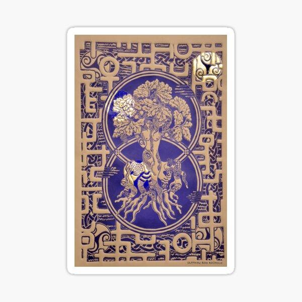 VENUS The Golden Bough Sticker