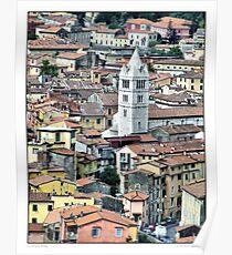 Carrara Italy Poster
