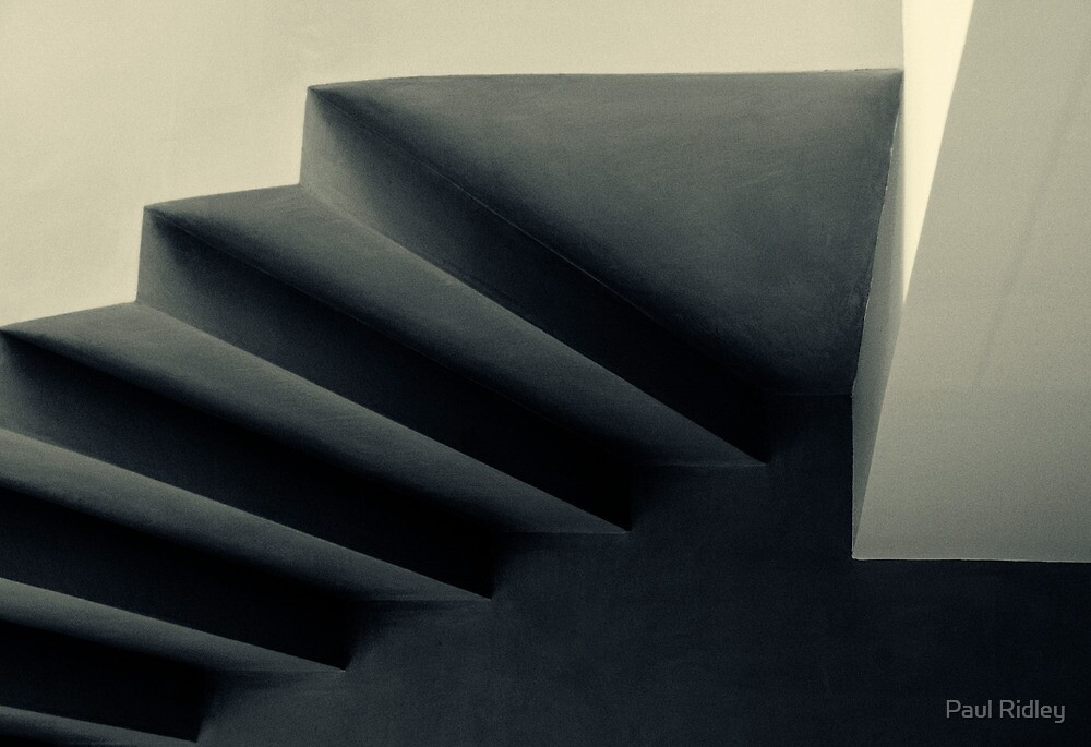 Arrangement II - Stair by Paul Ridley