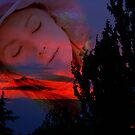 Sleeping Lady by Gilberte