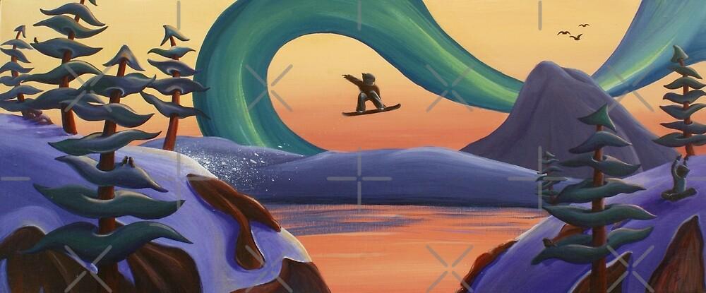 Ride by Sarah  Mac Illustration