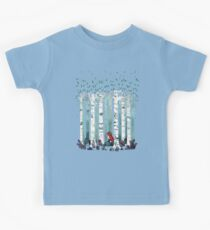 The Birches Kids T-Shirt