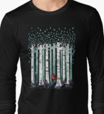 0bf9915a720c2 The Birches Long Sleeve T-Shirt
