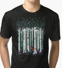 The Birches Tri-blend T-Shirt