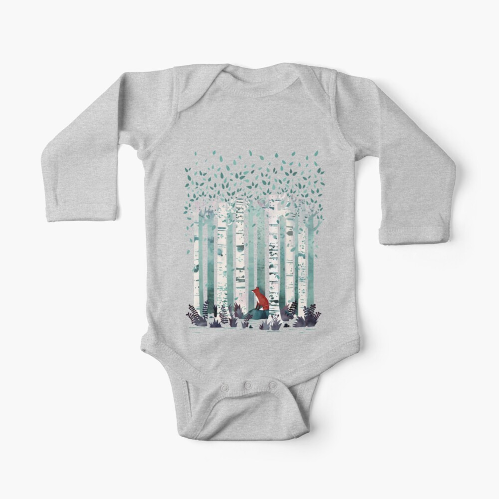 The Birches Baby One-Piece