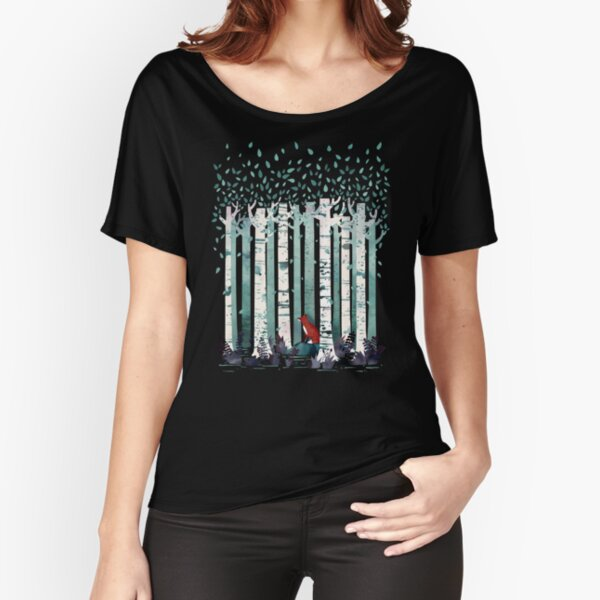 The Birches Relaxed Fit T-Shirt