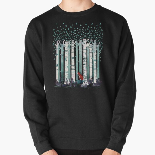 The Birches Pullover Sweatshirt