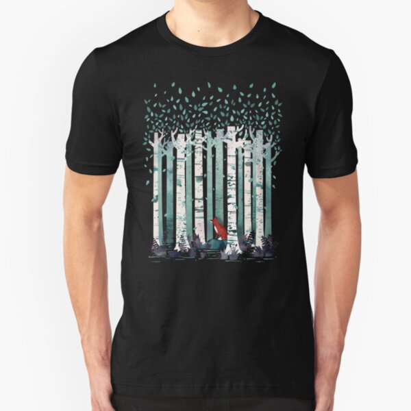 The Birches Slim Fit T-Shirt