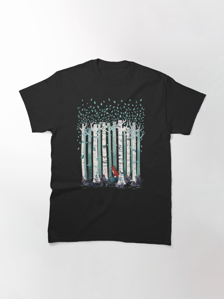 Alternate view of The Birches Classic T-Shirt