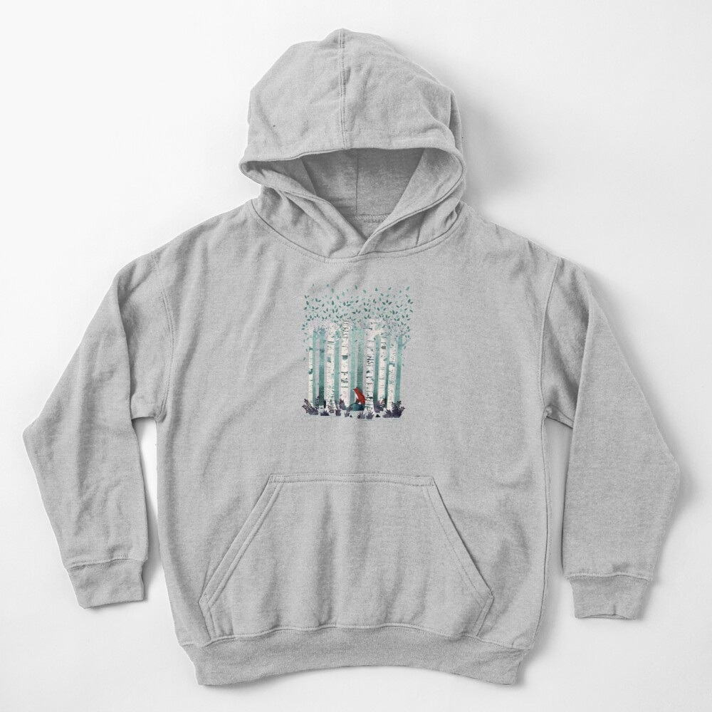 The Birches Kids Pullover Hoodie