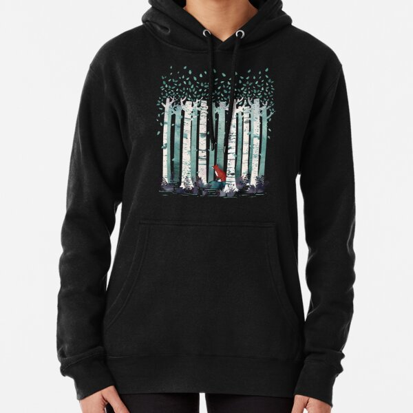 The Birches Pullover Hoodie
