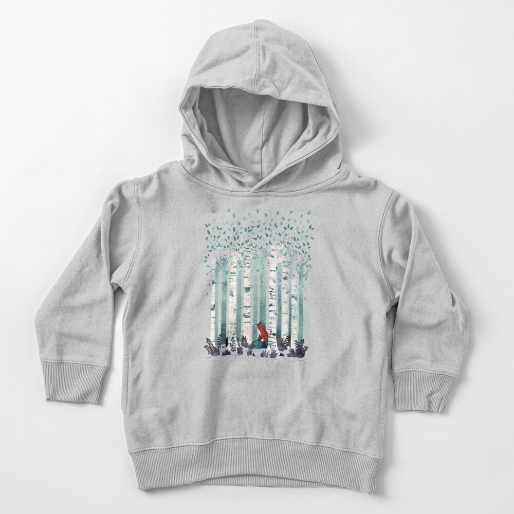 The Birches Toddler Pullover Hoodie