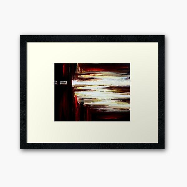 Deified Framed Art Print