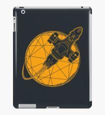 Leuchtender Stern iPad-Hülle & Klebefolie