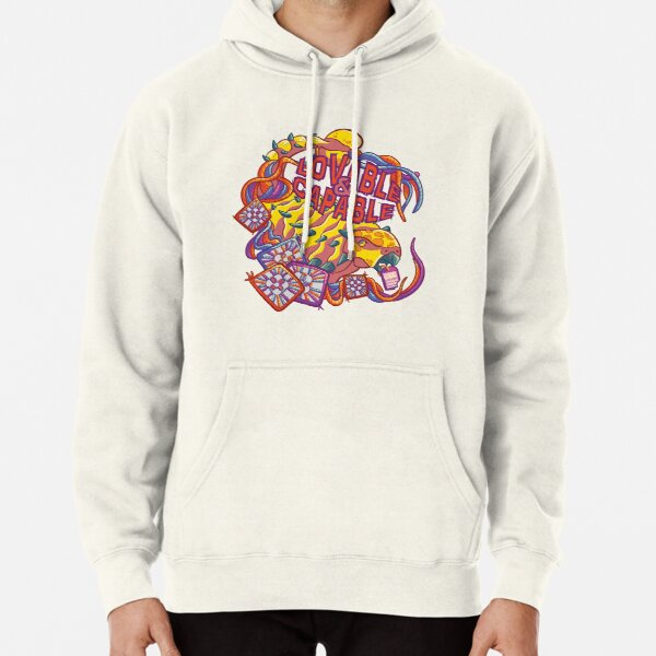 Lovable & Capable Pullover Hoodie