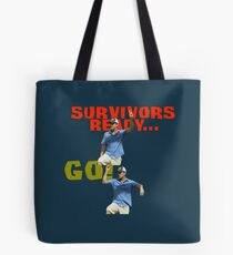 Survivors Ready... Go! Tote Bag