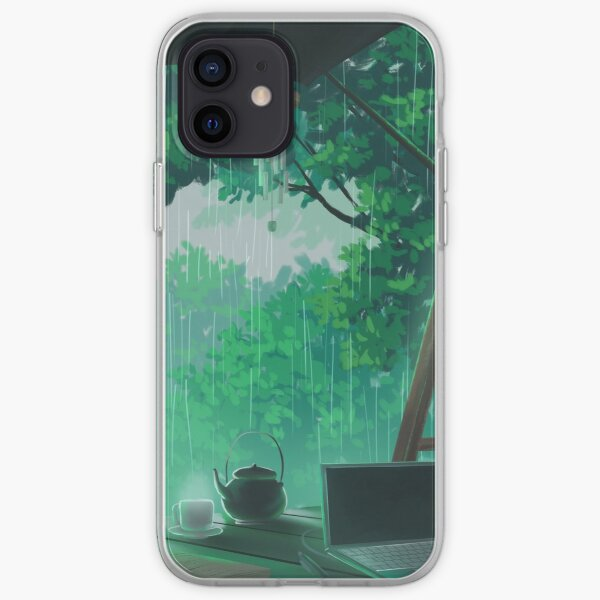 a peaceful storm iPhone Soft Case