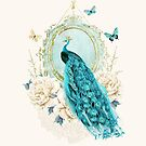 Peacock Blue by Wendy Paula Patterson