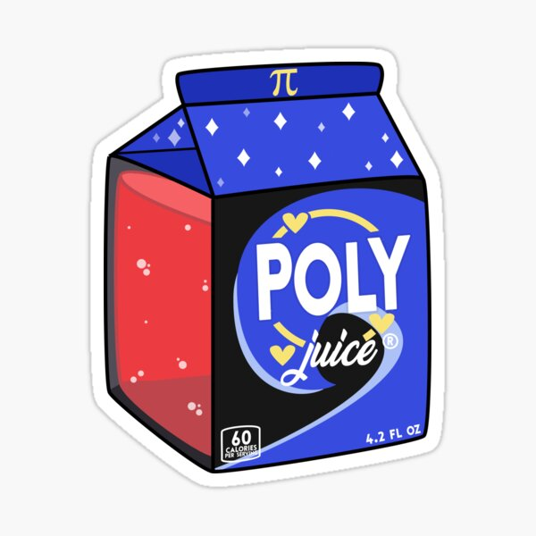 Poly Juice Sticker