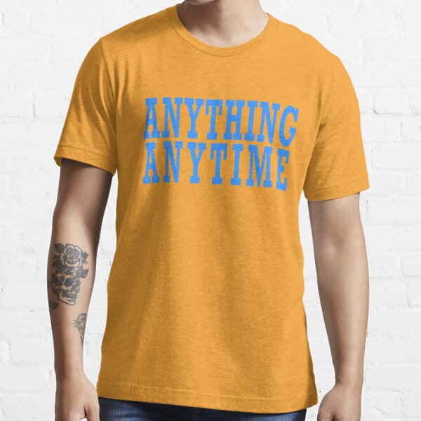 'Anything on L.W.T'  Essential T-Shirt