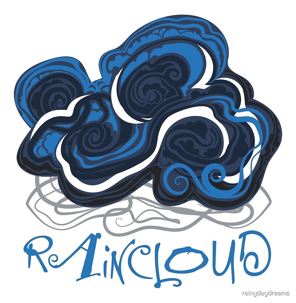 Raincloud by rainydaydreams