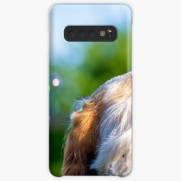 Who let the Bubbles out Samsung Galaxy Snap Case