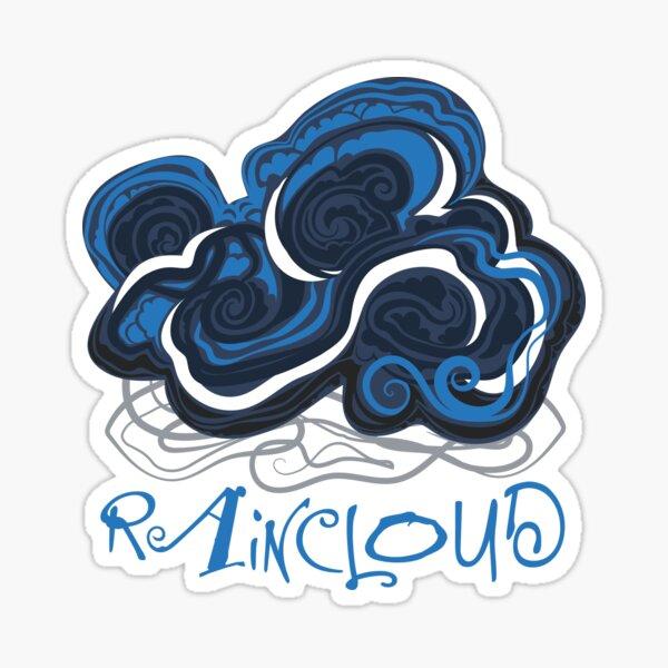 Raincloud Sticker