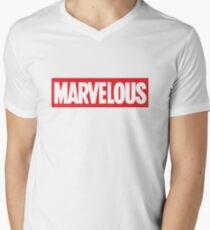 Marvelous Men's V-Neck T-Shirt