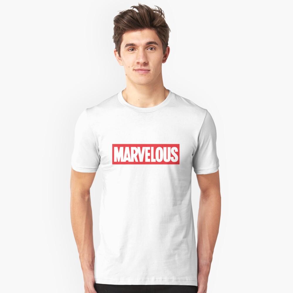 Marvelous Unisex T-Shirt Front