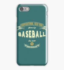 Vintage Baseball iPhone Case/Skin
