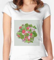 salad Women's Fitted Scoop T-Shirt