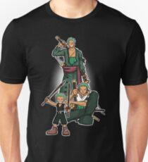 Zoro's path Unisex T-Shirt