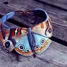 original design collar butterfly  by Suryani Shinta