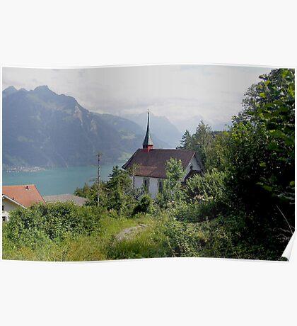 Seelisburg Switzerland Poster