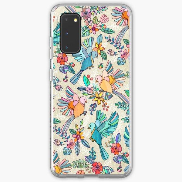 Whimsical Summer Flight Samsung Galaxy Soft Case
