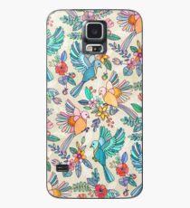 Wunderlicher Sommerflug Hülle & Klebefolie für Samsung Galaxy