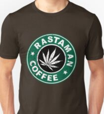 RASTAMAN COFFEE Unisex T-Shirt