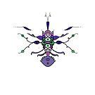 Symmetrical Symbol by Moojan Azar