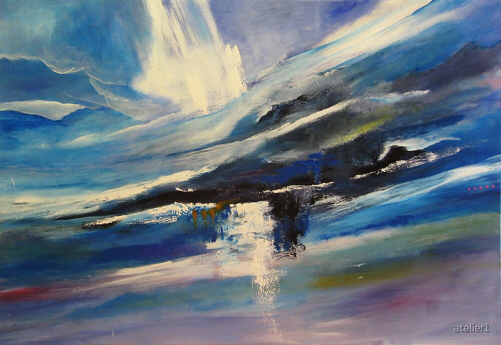 Mystic Blue by atelier1