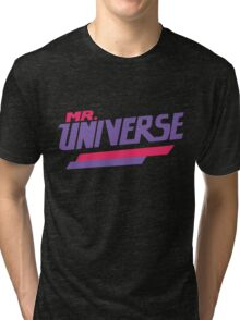 Steven Universe - Mr. Universe Tri-blend T-Shirt