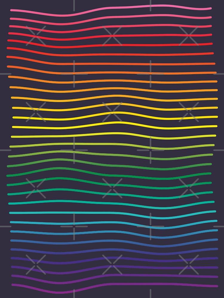Rainbow Flag (1978) - Gay Rights by LanakilaStudio