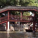 Footbridge by phil decocco