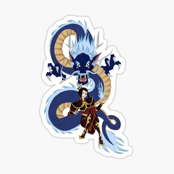 Azula 2 Sticker