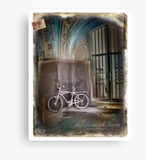 Aux Dames de France Canvas Print